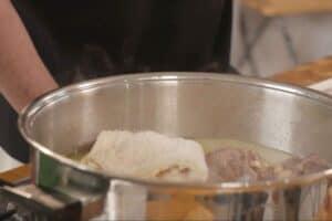 caldo de mote receta