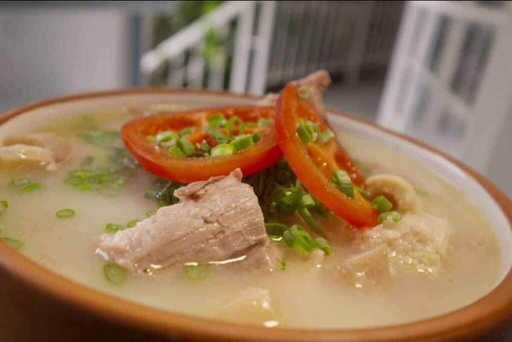 sopa de patasca